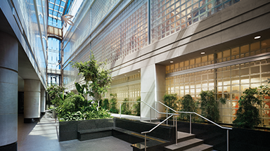 Hillman Cancer Center Lobby