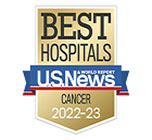 US News Cancer Honor Badge - 2015 2016