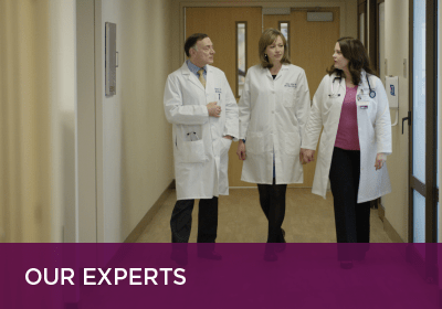 Experts at the Mario Lemieux Center for Blood Cancers