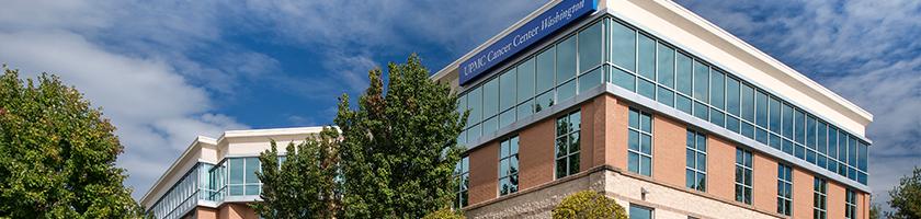 UPMC CancerCenter Washington exterior building photo