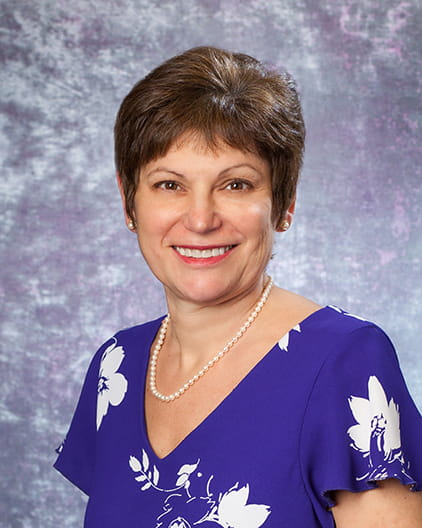 Carol Scicutella, DO, a specialist in adult radiation oncology at UPMC CancerCenter