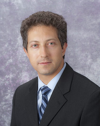Igor Poltinnikov, MD, is a radiation oncologist at UPMC CancerCenter