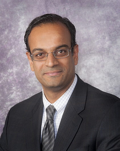 Gopala A. Ramineni, MD, a specialist in medical oncology and hematology and UPMC CancerCenter