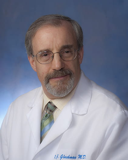 Robert Gluckman, MD, is a medical oncologist at UPMC CancerCenter
