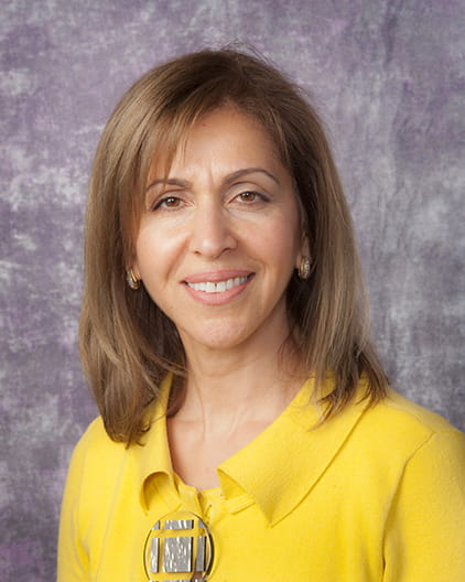 Venus A. Hadeed, MD, is a medical oncologist and hematologist at UPMC CancerCenter