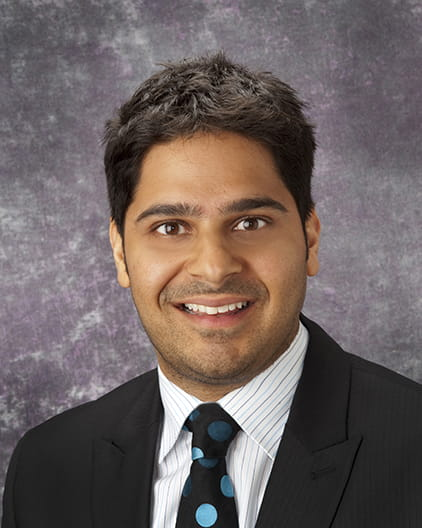 Nitin Kapoor, DO, is a hematologist and medical oncologist at UPMC CancerCenter