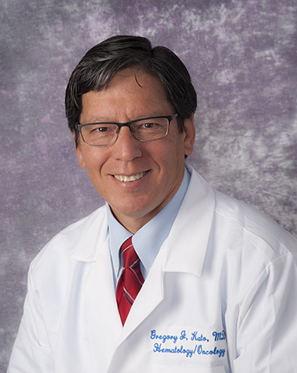 Gregory Kato, MD, a specialist in pediatric hematology and oncology at UPMC CancerCenter