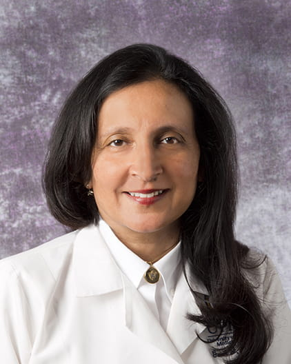 Gauri J. Kiefer, MD, a specialist in internal medicine and hematology at UPMC CancerCenter