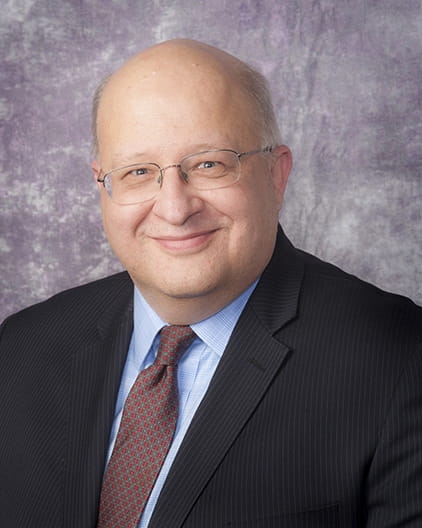 Edgardo R. Lob, MD, a specialist in blood disorders and general oncology services at UPMC CancerCenter