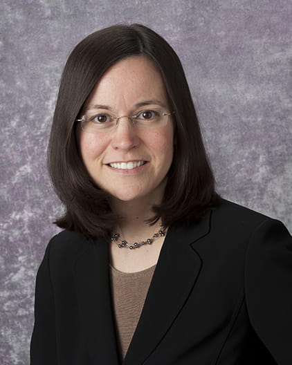 Priscilla F McAuliffe, MD, PhD, is a surgical oncologist at UPMC CancerCenter