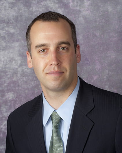 Brian T. McLaughlin, MD, a specialist in medical oncology and hematology at UPMC CancerCenter