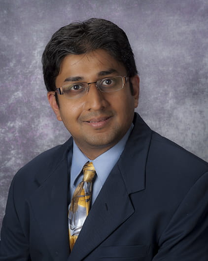 Dhaval Rajnikant Mehta, MD, a specialist in medical oncology and hematology at UPMC CancerCenter