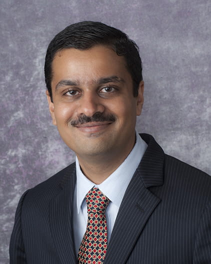 Rahul Parikh, MD, PhD, is a medical oncologist at UPMC CancerCenter