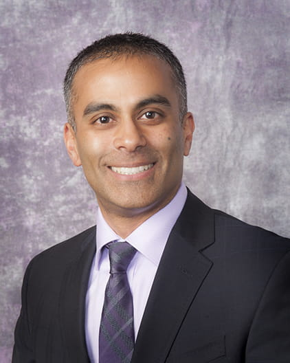 Kiran Kumar Rajasenan, MD, is a medical oncologist at UPMC CancerCenter