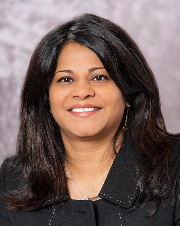 Manisha R. Shende, MD, is a thoracic and cardiac surgeon at UPMC CancerCenter