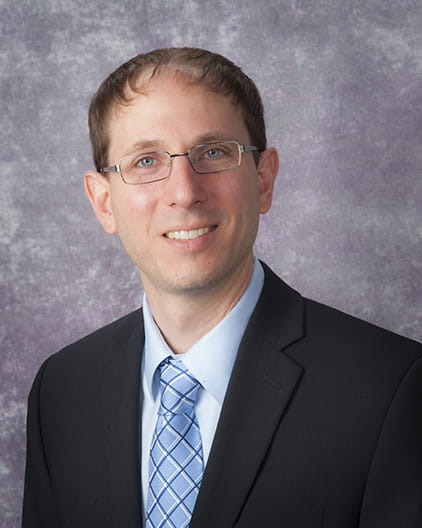 Robert VanderWeele, MD, MS, is a hematologist and medical oncologist at UPMC CancerCenter