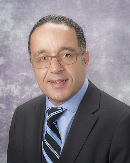 Hassane Zarour, MD, a dermatologist and cancer immunologist at UPMC CancerCenter